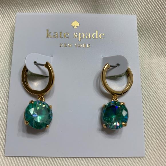 aa0b0e9f107dd KATE SPADE Bright Idea Gumdrop Earrings NWT My Posh Closet